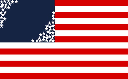 divided-american-flag
